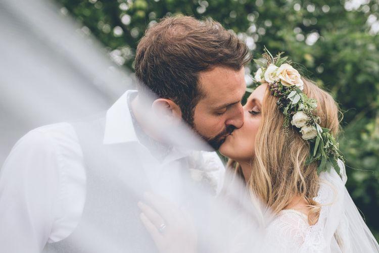 Bride in Grace Loves Lace
