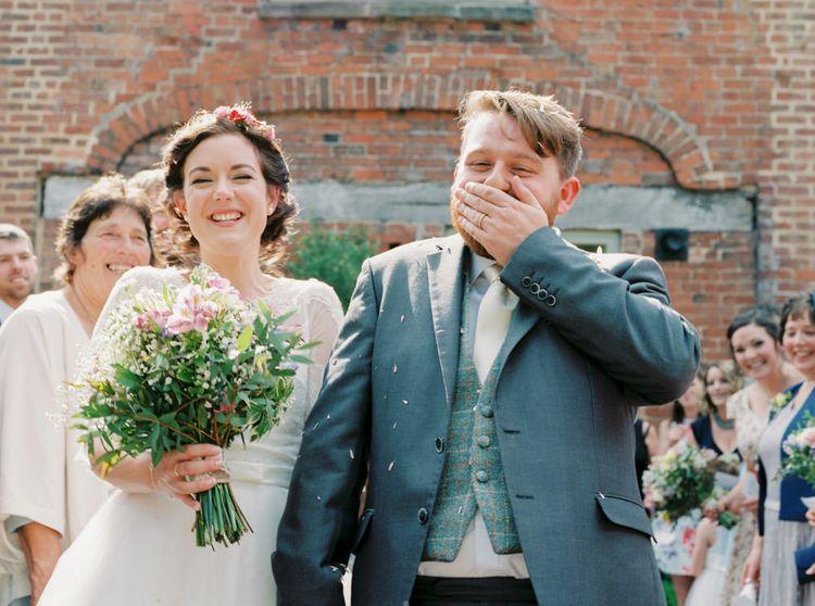 Bride & Groom Exit