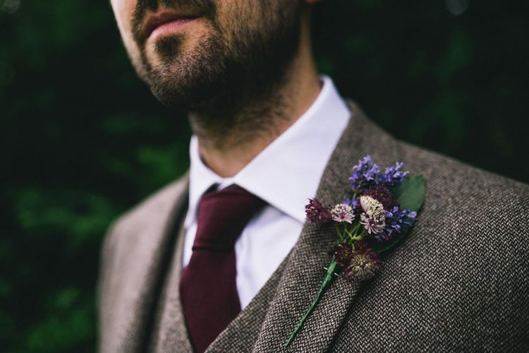 Tweed & Buttonhole