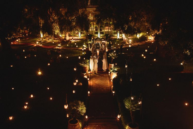 Stylish Destination Wedding in Marrakesh | Andy Gaines Photography
