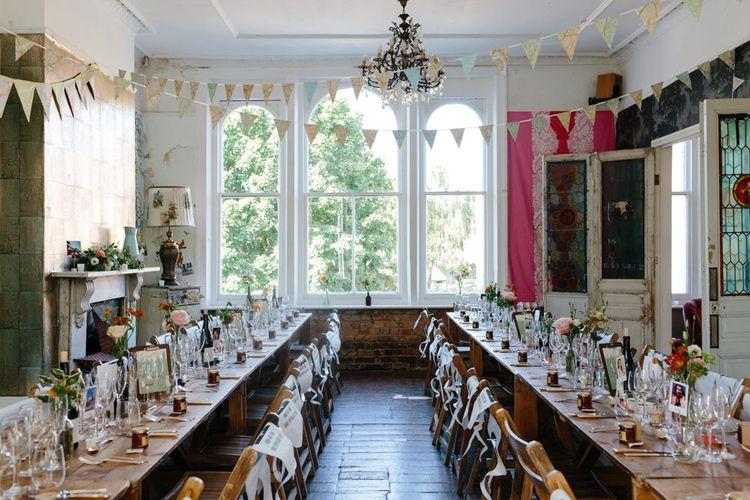 The Roost London Wedding Venue   Christine Wehrmeier Photography