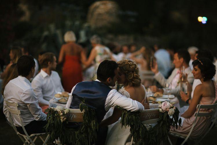 Outdoor Wedding Breakfast