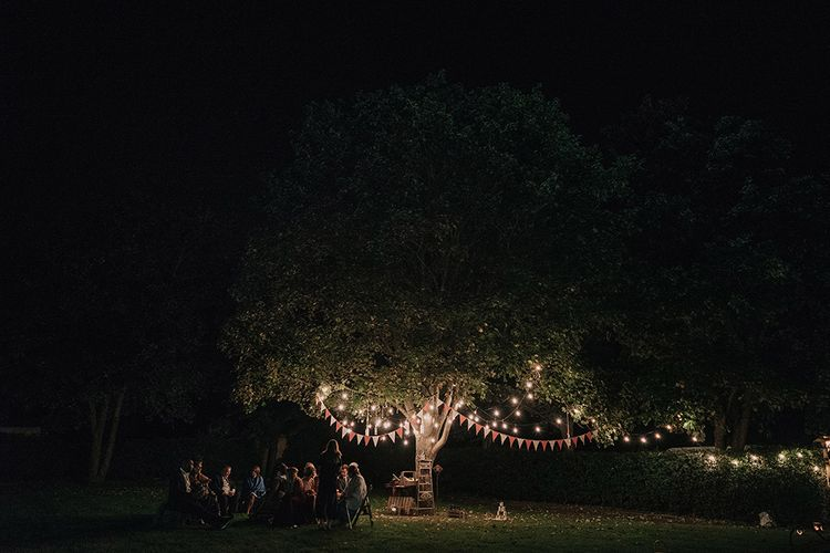 Bride in Lisa Donetti Adriana Gown | Groom in Tweed Walker Slater Suit | DIY Lord of the Rings Themed Wedding at Monks Barn in Maidenhead | Jason Mark Harris Photography | Cinematic Films By J