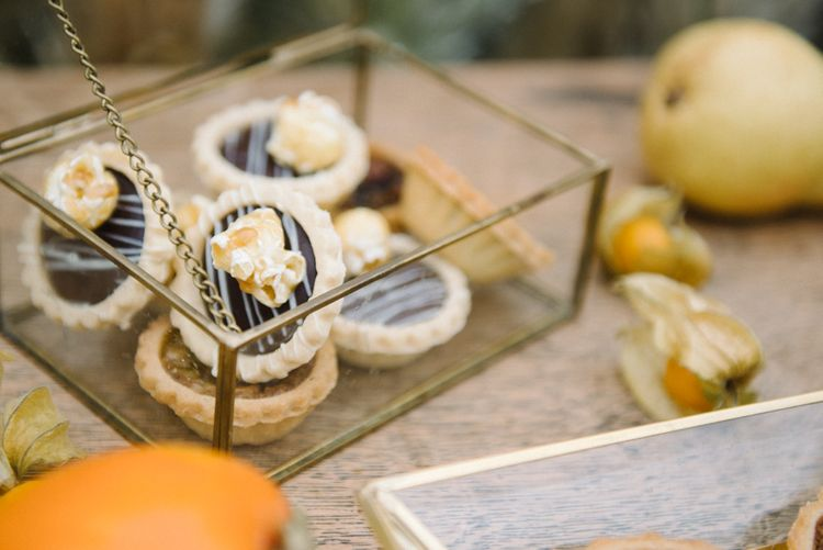 Autumnal Wedding Inspiration At The Coast With Pampas Grass Moon Gate & Drip Icing Cake With Images From Olivia Bossert Photography & Styling By The Artful Event Co