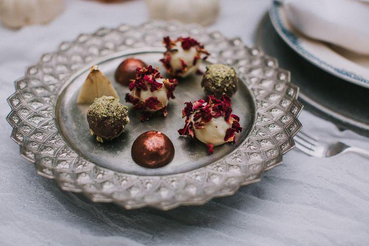 Chocolates by Chocolate Alchemy