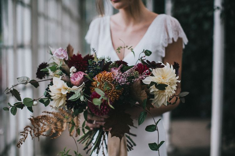 Autumn Flowers by Number 27 Floral Design