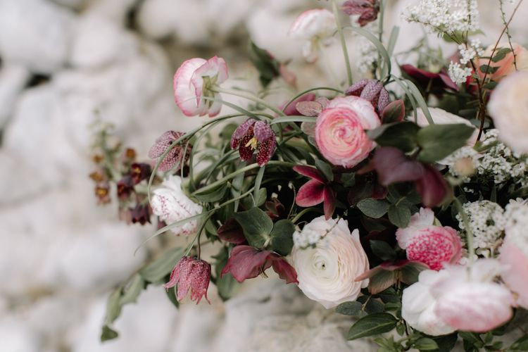 Floral Arrangement By Ruby & The Wolf