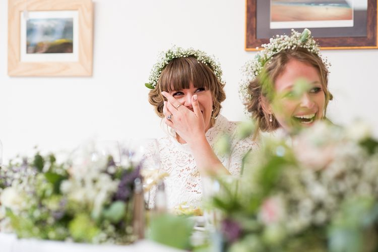 Coastal Wedding at Driftwood Spas St Agnes, Cornwall | Jessica Grace Photography
