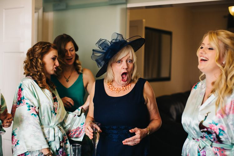 Mother of the Bride Reactions