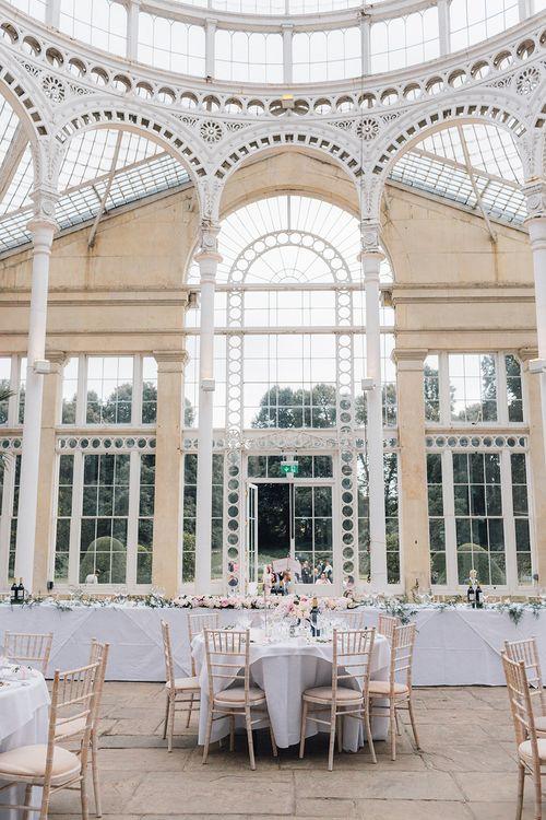 Syon Park Wedding Venue