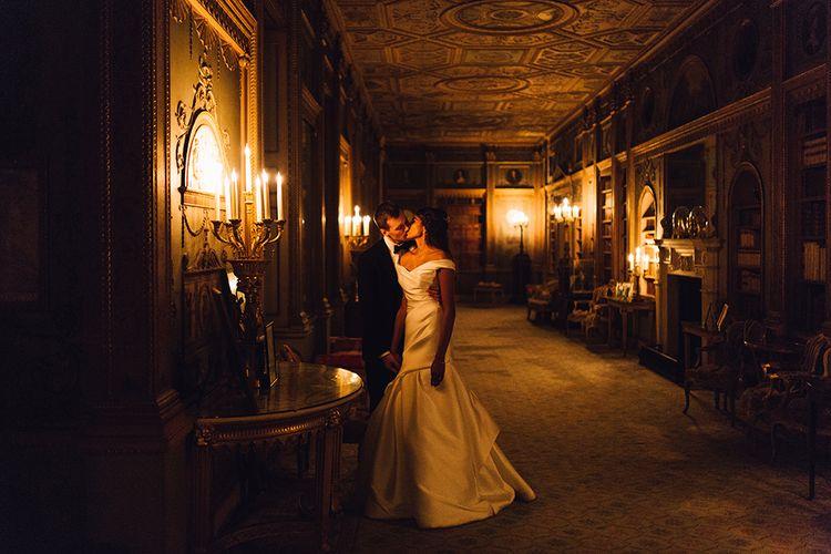 Bride & Groom At Syon Park London Wedding Venue