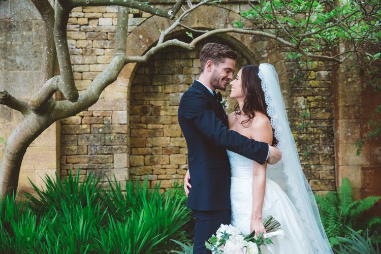 Beautiful Bride in Stewart Parvin