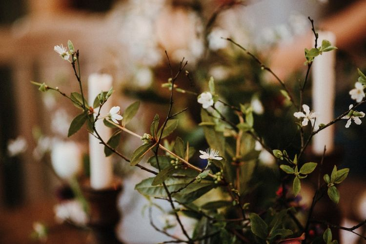 Botanical Bride Inspiration Shoot At The Botanist In Sheffield