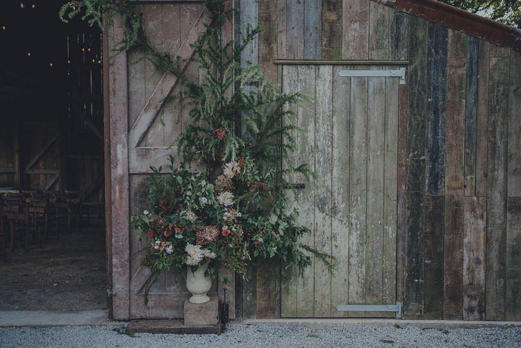 The Rusty Barn at Nancarrow Farm | Rustic Barn Wedding Venue In Cornwall