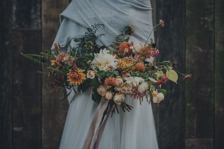 Bouquet by Grace Alexander Flowers | Grown by The Garden Gate Flower Company
