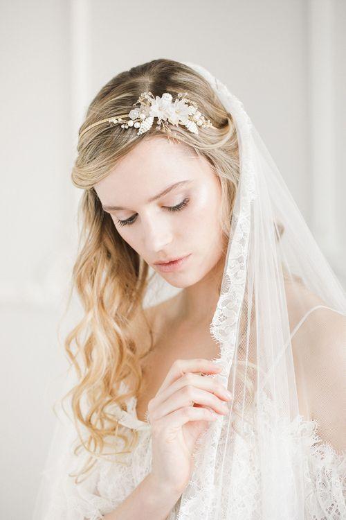 Rani wedding headband