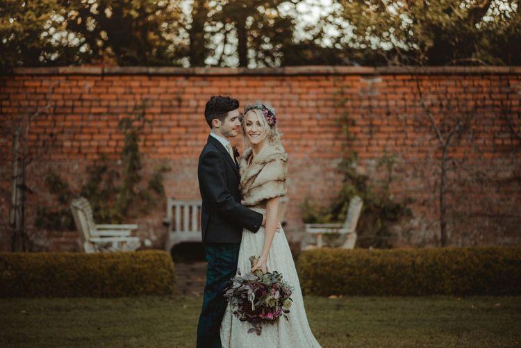 Kirknewton Stables Wedding Photography by Marc Millar Photography