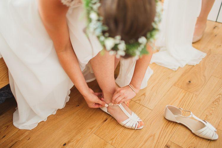 Flat ASOS Wedding Shoes