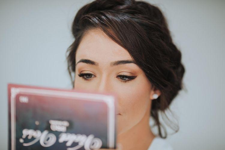 Bridal Makeup   White & Green Outdoor Wedding at The Red Barn, Kent   Olegs Samsonovs Photography
