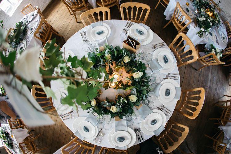 White & Green Barn Reception at The Red Barn, Kent   Olegs Samsonovs Photography