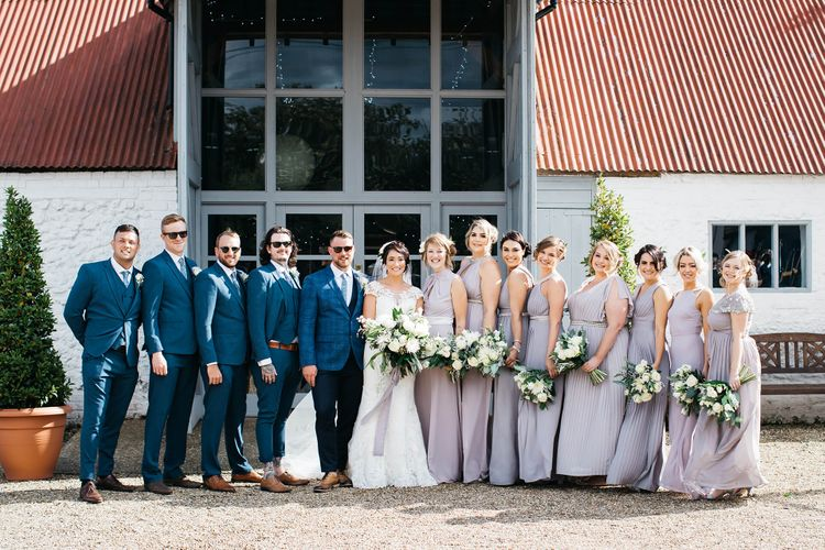 Wedding Party   White & Green Reception at The Red Barn, Kent   Olegs Samsonovs Photography