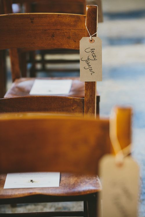 Wooden Chairs For Wedding Ceremony