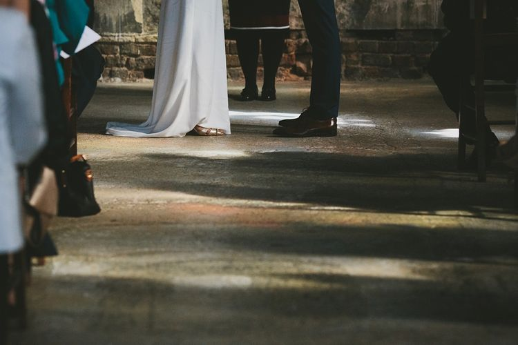 Asylum London Wedding Ceremony