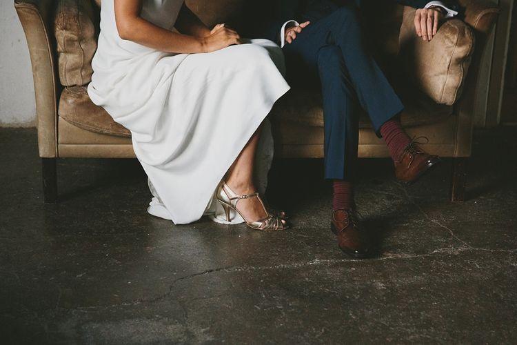 Stylish London Wedding At One Friendly Place