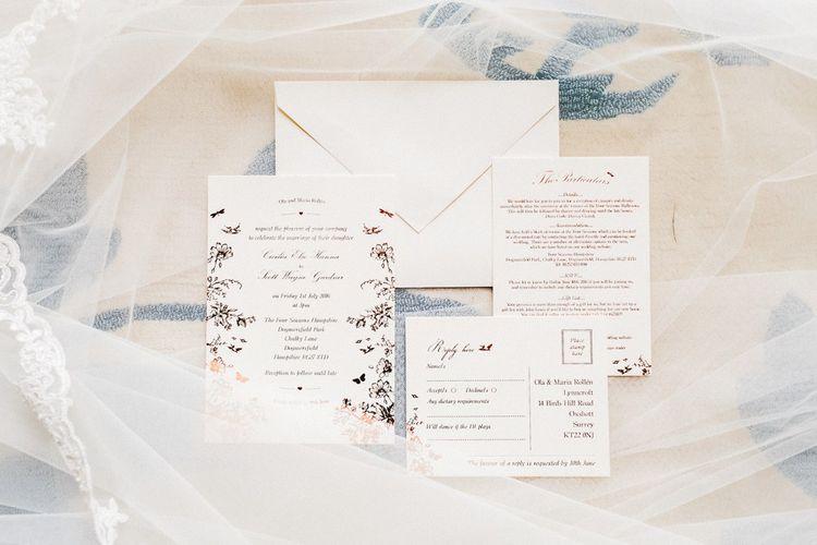 Artcadia Wedding Stationery