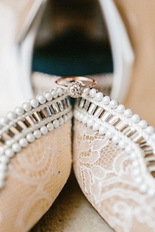Rene Caovilla Wedding Shoes
