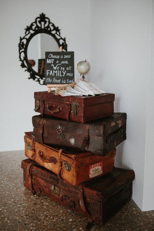 Vintage Travel Theme Decor