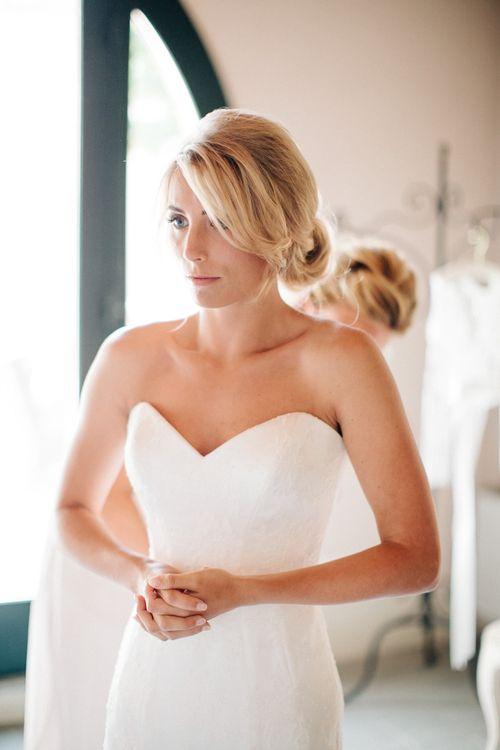 Getting Ready   Bridal Preparations