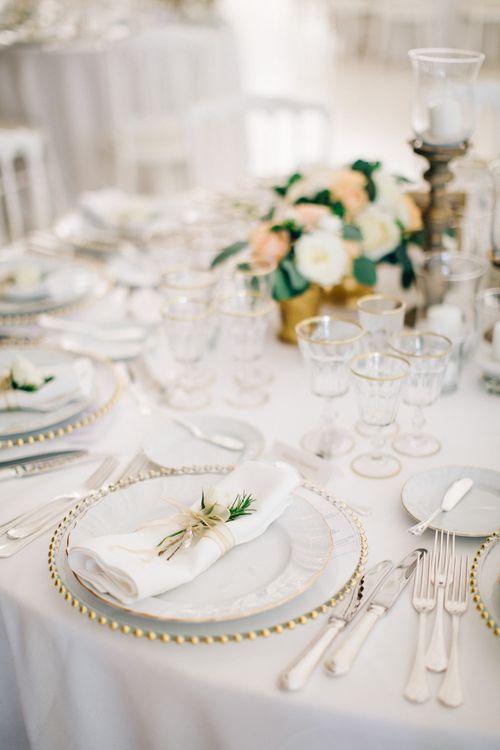 Elegant Place Setting