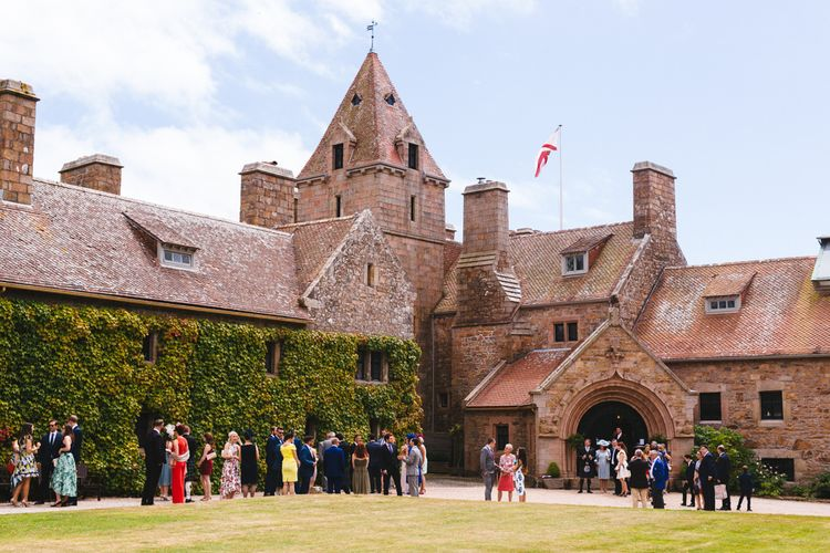 St Ouen's Manor Jersey