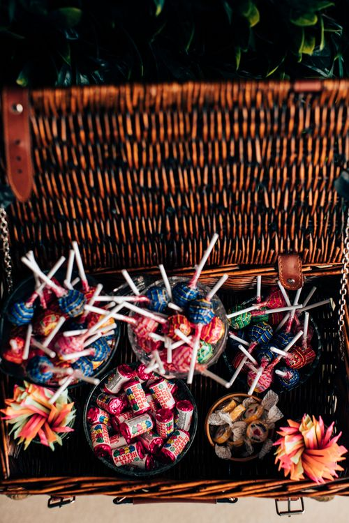 Pick N Mix For Wedding Guests