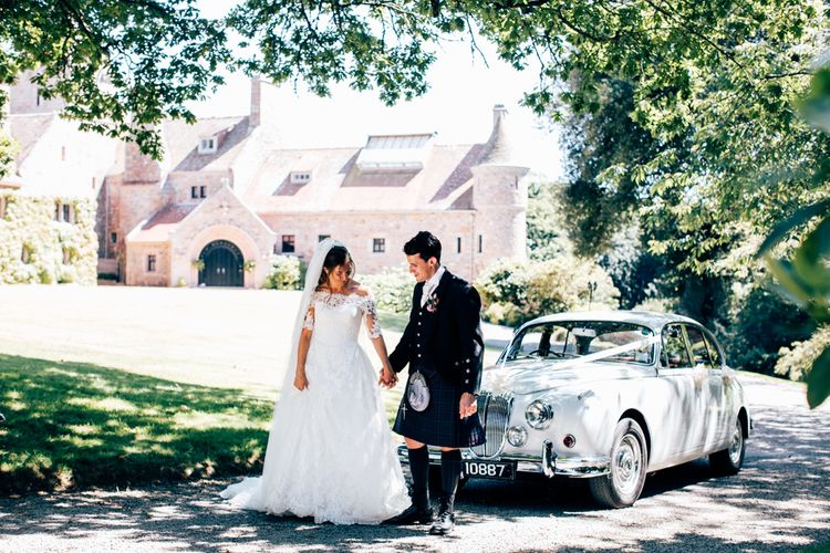 Weddings At St Ouen's Manor Jersey