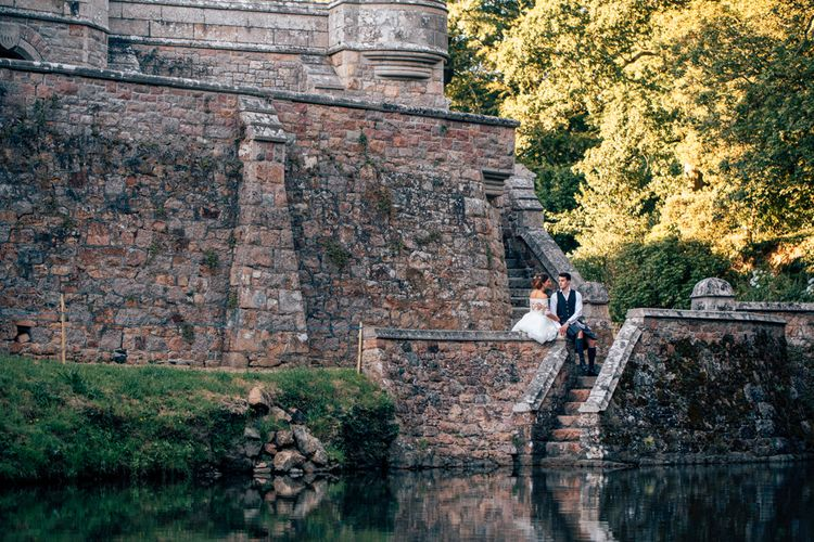 Jersey Wedding At St Ouen's Manor