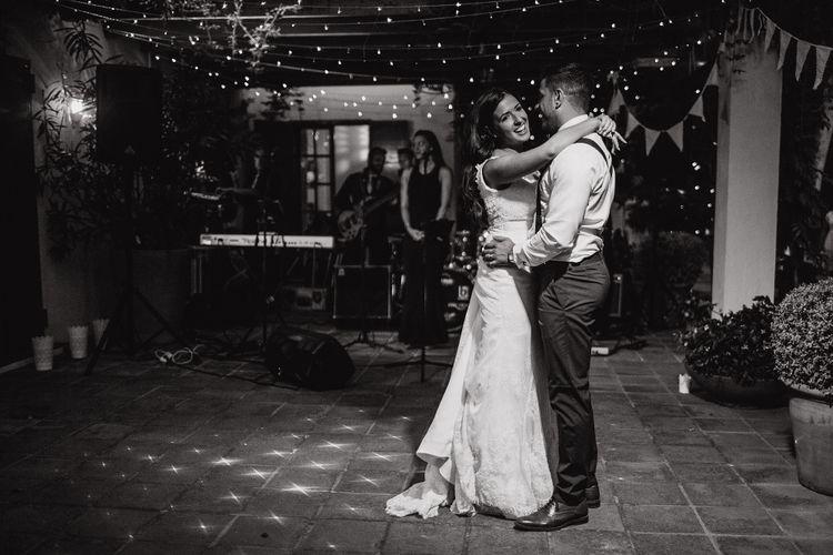 First Dance   Bride in Sottero & Midgley Bridal Gown   Groom n Herr von eden Tuxed, Bow Tie & Braces   Planned by Rachel Rose Weddings   Radka Horvath Photography