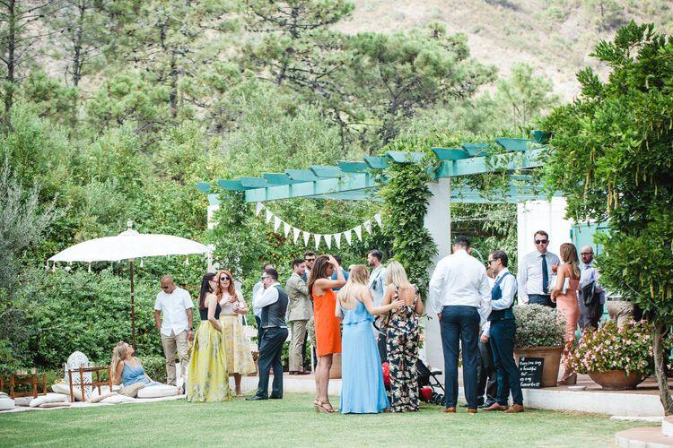 Outdoor Wedding at Casa Del Rio Spain   Planned by Rachel Rose Weddings   Radka Horvath Photography
