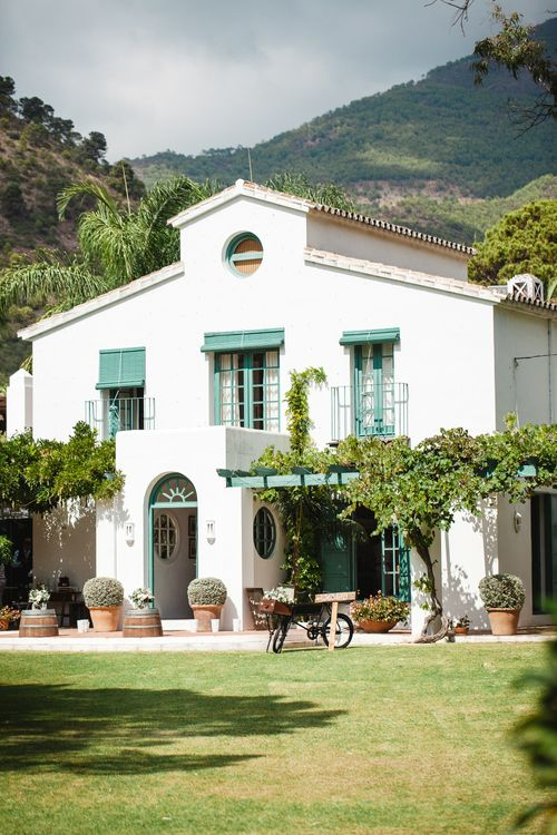 Casa Del Rio, Spain   Planned by Rachel Rose Weddings   Radka Horvath Photography