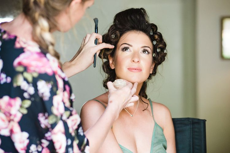 Bridal Makeup   Planned by Rachel Rose Weddings   Radka Horvath Photography