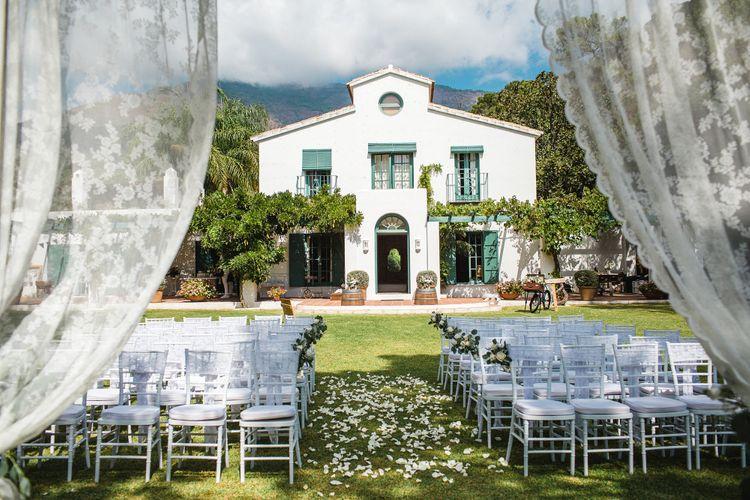 Casa Del Rio Spanish Wedding Villa   Planned by Rachel Rose Weddings   Radka Horvath Photography