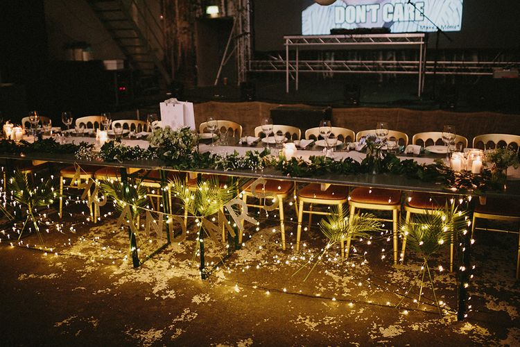 Festival Inspired Wedding At Camp & Furnace Liverpool