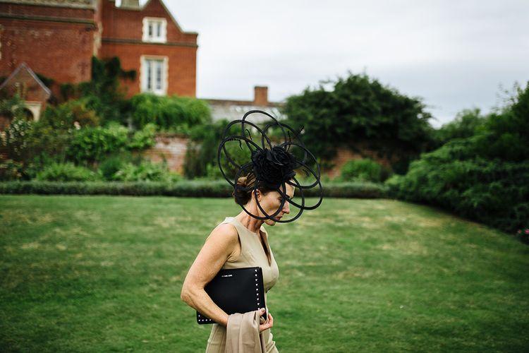 Wedding Guest Hat | Childerley Hall Wedding | Tawny Photo