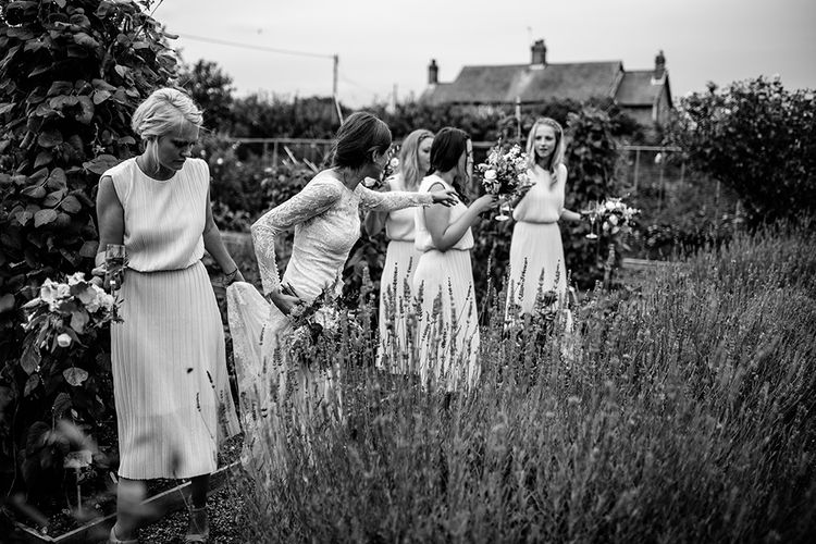 Bridesmaids in & Other Stories Dresses | Tawny Photo