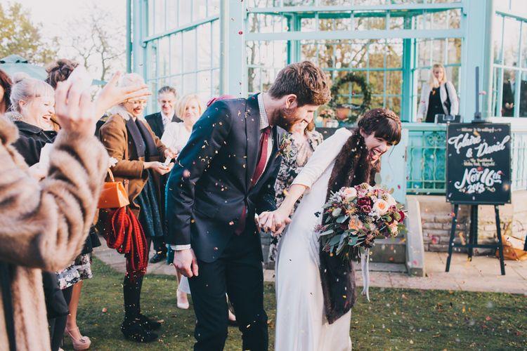 Band Stand Wedding Ceremony