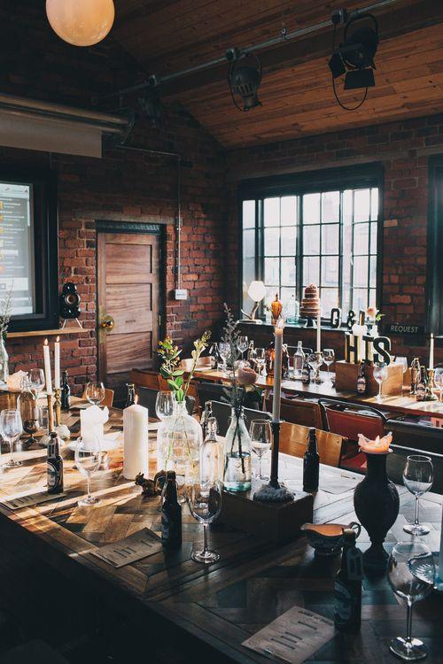 Industrial Warehouse Wedding in Sheffield