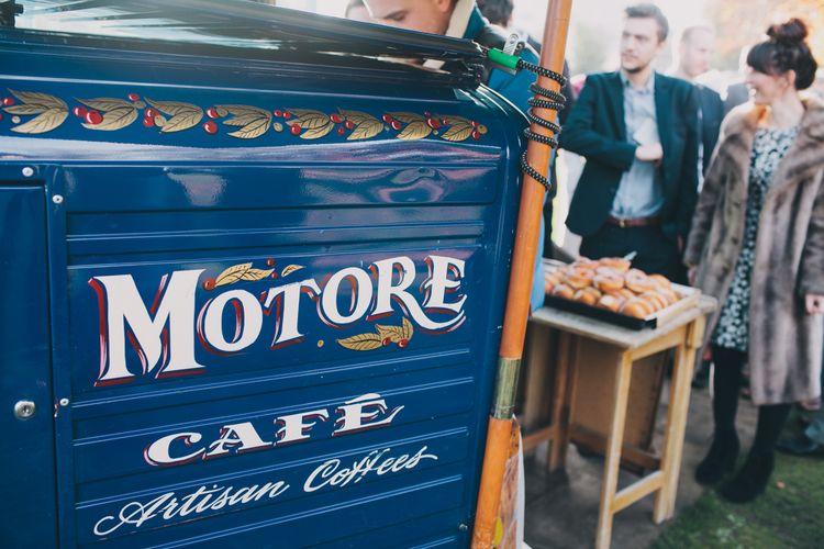Motore Coffee Van Sheffield