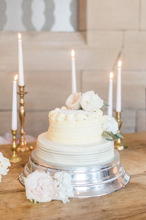 Cake Table | Elegant Hampton Manor Wedding with Floral Decor | Xander & Thea Fine Art Wedding Photography