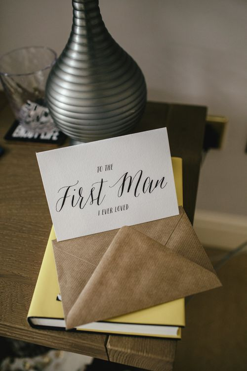 Notes for the wedding party | Kat Hill Wedding Photography